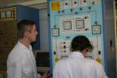 Electrical Technical Officer training